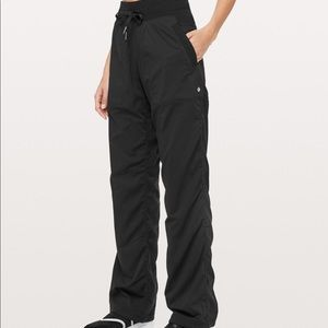 Lululemon Dance Studio Yoga Pants Black 4